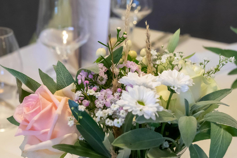Hochzeit Tischdekoration Mörwald Feuersbrunn