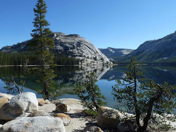Fotografie Multimedia Tioga Pass Kalifornien