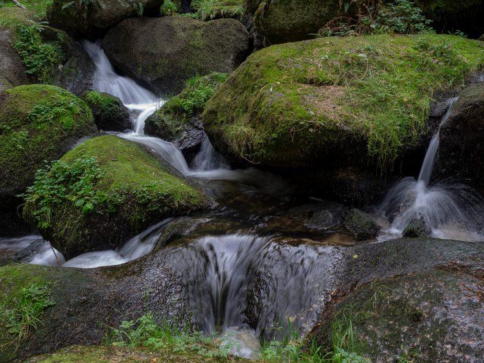 Natur Fotografie Lohnbachfall