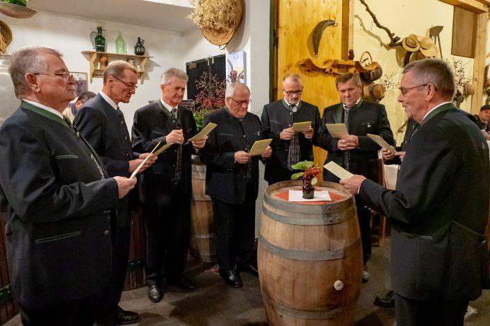 Weintaufe Chor