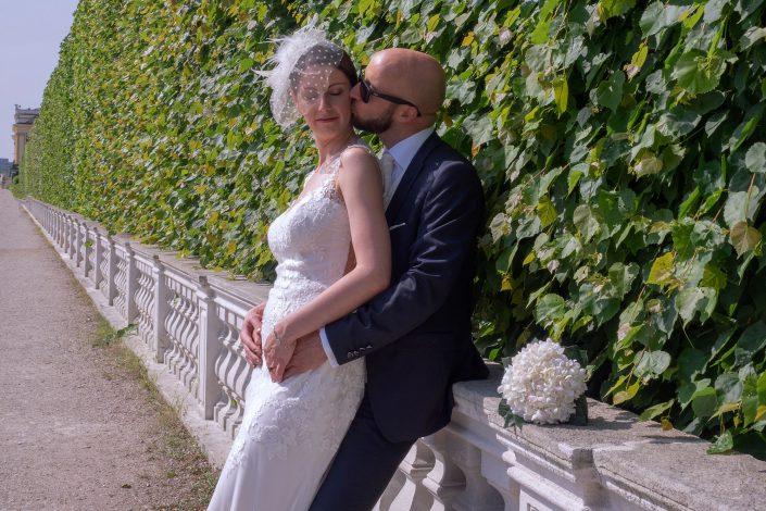Hochzeitsfotografie - Schloss Schönbrunn