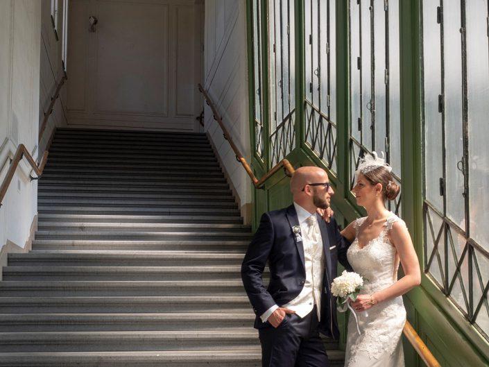 photography Wedding Shooting Schloß Schönbrunn Brautpaar