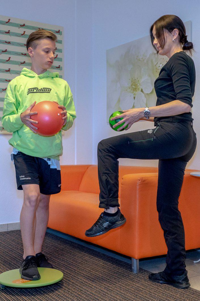 Physiotherapie friedmann Lengenfeld