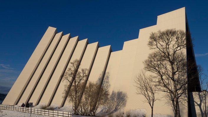 Foto Tromsö Eiskirche