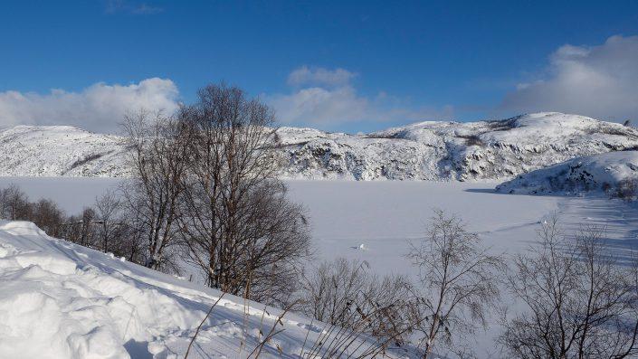 Fotografie Kirkenes