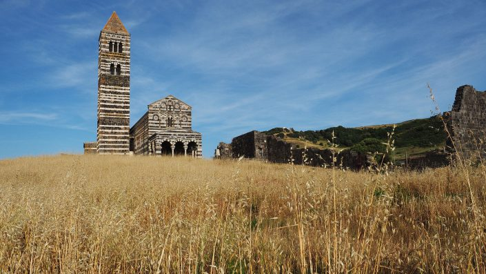 Basilica Trinita di Saccargia
