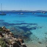 Isola Spargi Segelboote