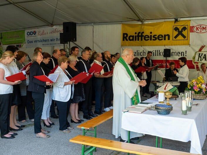Dorffest Messe