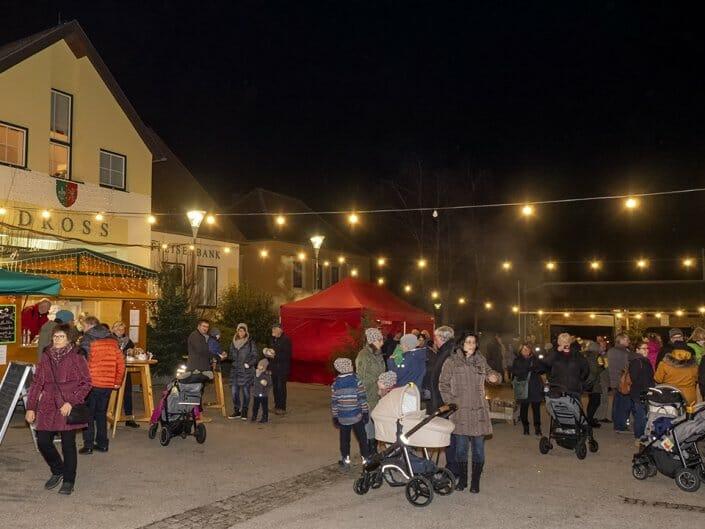Foto Adventmarkt Dross