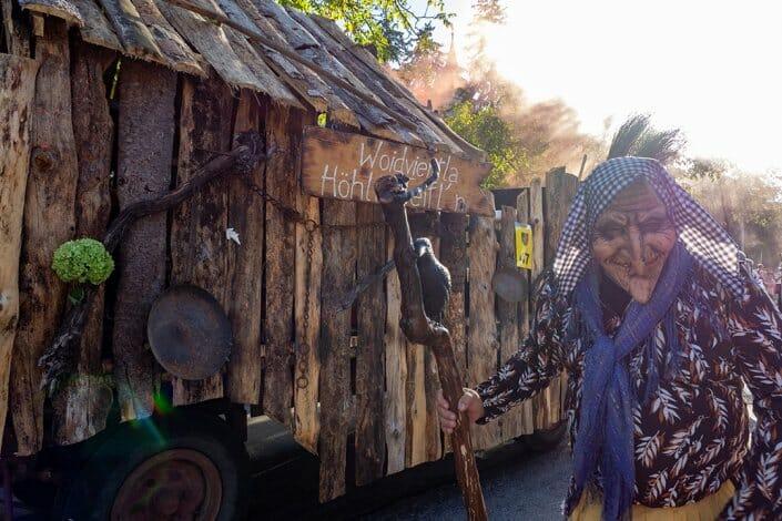 Dorffest Umzug