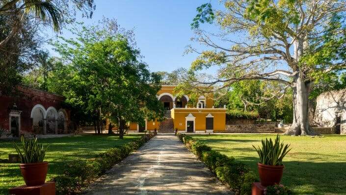 Hazienda Uayamon Yucatan