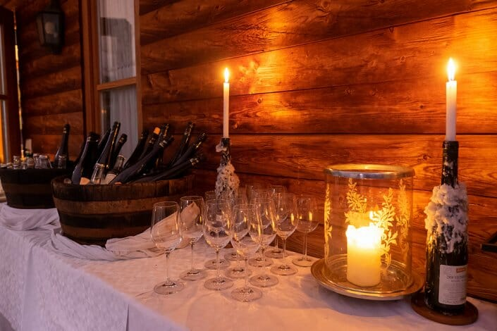 Foto Nikolaihof Hochzeit Mautern Getränkebar