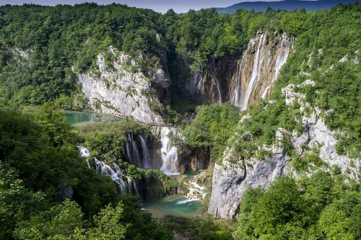 Foto Plitvice Kroatien