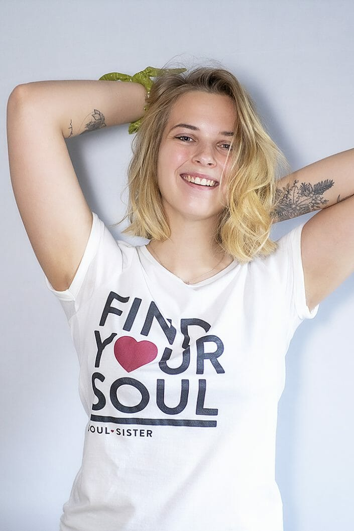 Bloggerin Soul Sister